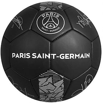 Paris Saint Germain fotboll signatur PH