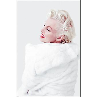 Poster - Studio B - Marilyn Monroe- Towel 36x24