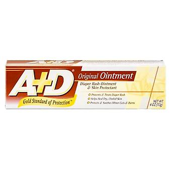 A+d original diaper rash ointment, 4 oz