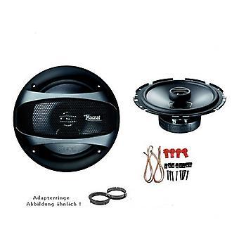 BMW mini, speaker Kit front