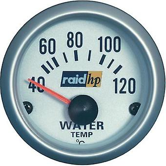 raid hp 660220 Water Temperature Gauge 40 - 120°C voltage12V