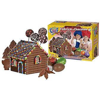 Cefa Cefachef: Chocolate Factory (Toys , Educative And Creative , Chef-Zone)