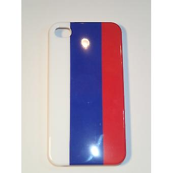 Cover IPhone 4/4S-Russia Flag