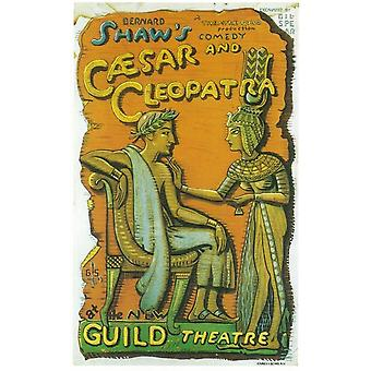 Caesar And Cleopatra (Broadway) Movie Poster (11 x 17)