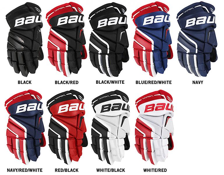 Bauer vapor X 100 gloves senior