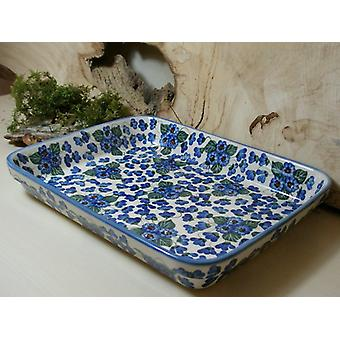 Pan / casserole dish, 23 x 29 cm, 4,5 cm high, unique 46, BSN 6515