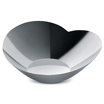 Alessi human collection Salad Bowl stainless steel dish 34 cm BMGS01/34