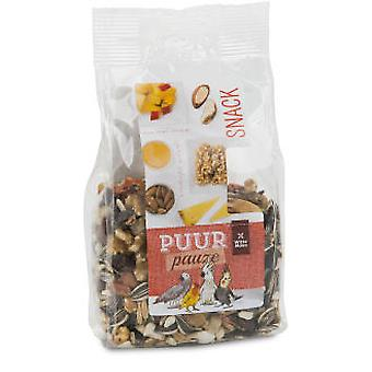 Witte Molen Puur Pauze Snack Mix Nuts & Fruit (Birds , Bird Treats)