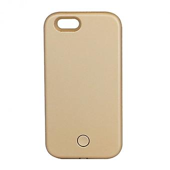 CASU casing Selfie Bulb iPhone7 Gold