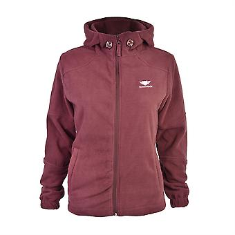 Slimbridge Grandola Größe XS Womens Fleece Jacke, Plum