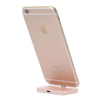 Dock stand for Apple iPhone 7 7 plus 6 S 6 & 6 6 S plus iPhone SE gold