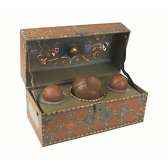 Harry Potter: Collectible Quidditch Set (Accessory) by Running Press