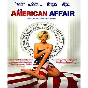 Una importación de USA de asunto americano [Blu-ray]