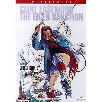 The Eiger Sanction [DVD] USA import