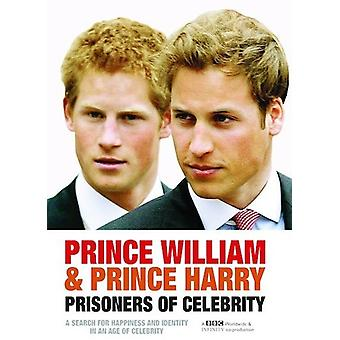 Prince William & Prince Harry: Prisoners of [DVD] USA import