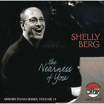Shelly Berg - nærhed af du [CD] USA import