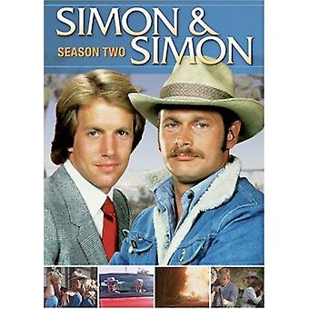Simon & Simon : Saison deux [DVD] USA import
