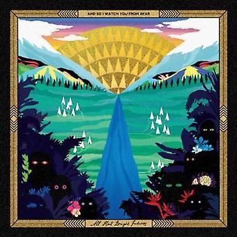 Og så jeg se du From Afar - All Hail Bright Futures [CD] USA importerer