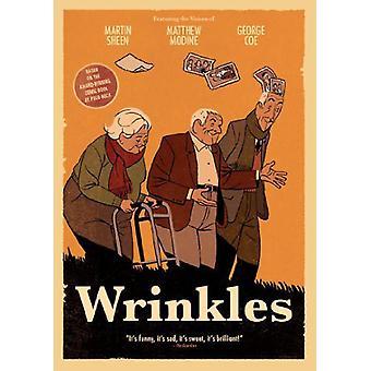 Wrinkles [DVD] USA import