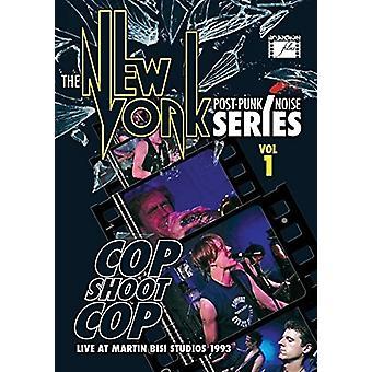 COP skyde Cop - New York Post Punk / støj serie 1 [DVD] USA import