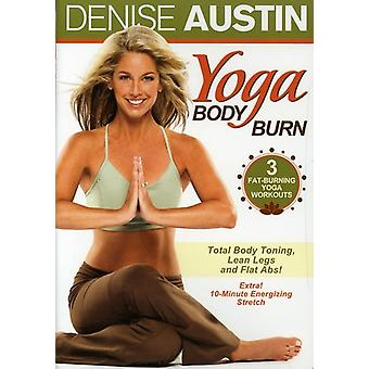 Denise Austin - Yoga Body Burn [DVD] USA import
