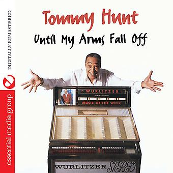 Tommy Hunt - Until My Arms Fall Off [CD] USA import
