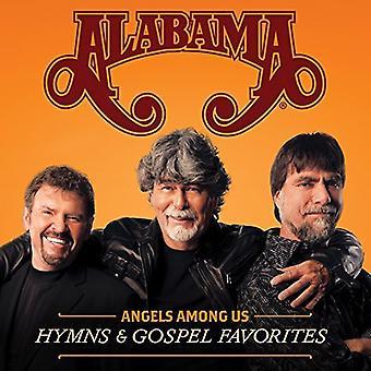 Alabama - engle blandt os: Salmer & evangeliet favoritter [CD] USA import