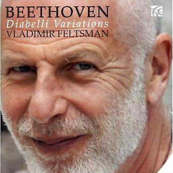 Beethoven - Diabelli Variations [CD] USA import
