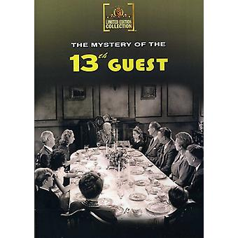 Mystery of the 13th Guest [DVD] USA import