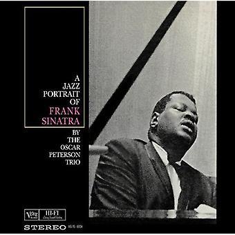 Oscar Peterson - Jazz portræt af Frank Sinatra [CD] USA import