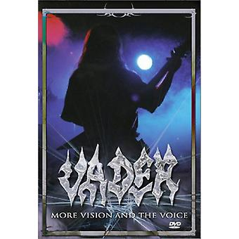 Vader - More Vision & the Voice [DVD] USA import