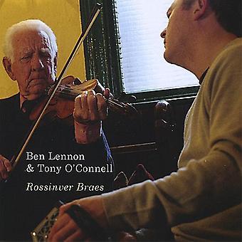 Lennon/Connell - Rossinver Braes [CD] USA import