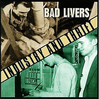 Bad Livers - Industry & Thrift [CD] USA import