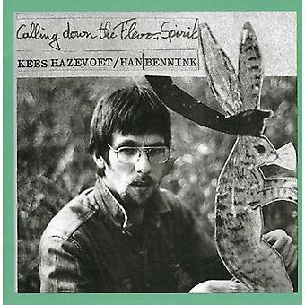 Han Bennink & Kees Hazevoet - ringer ned den Flevo ånd [CD] USA importerer