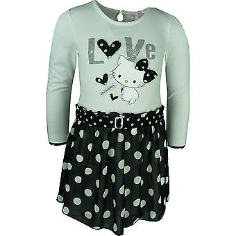 Mädchen Charmmy Kitty Hello Kitty Langarm Kleid