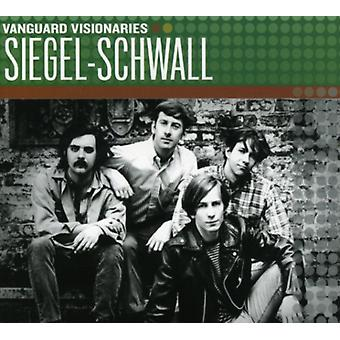 Siegel-Schwall Band - Vanguard Visionaries [CD] USA import