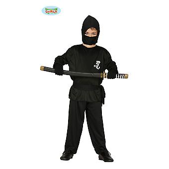 Ninja costume Ninjakostüm Ninjakämpfer child costume
