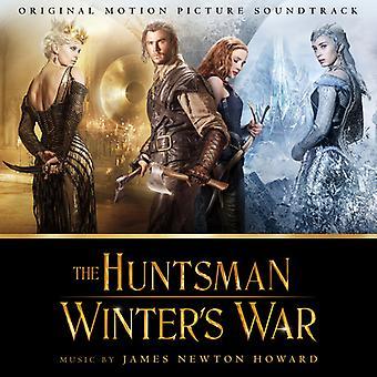 James Newton Howard - jægeren: Winters krig (Score) / O.S.T. [CD] USA import