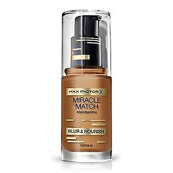 Max Factor Max Factor Makeup Base Miracle Match 90 Toffee