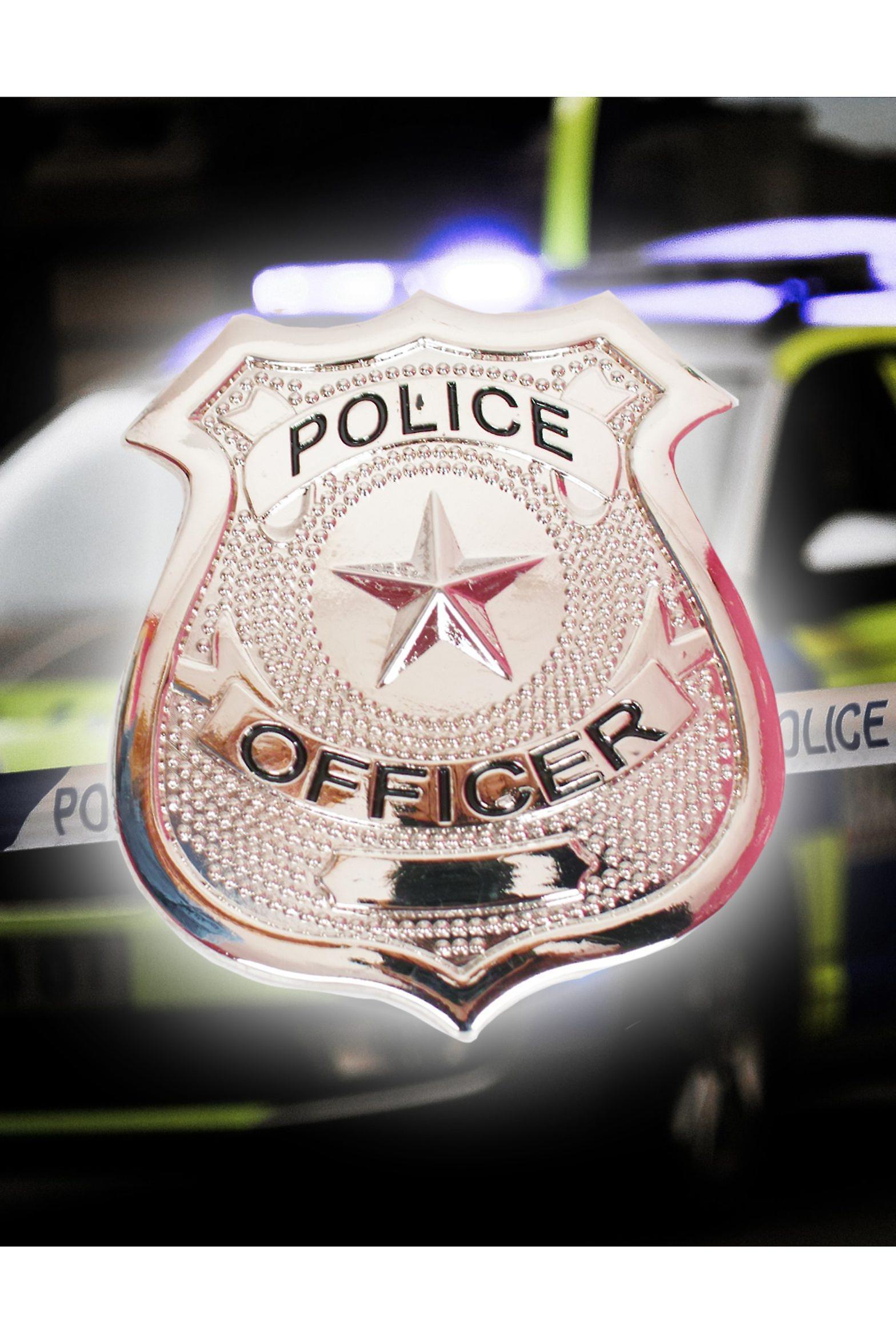 Tilbehør politi badge   Fruugo