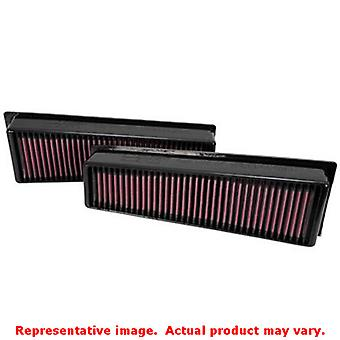 K&N Drop-In High-Flow Air Filter 33-2449 Fits:BMW 2010 - 2010 X5 V8 4.4 2011 -