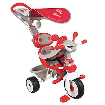Smoby Tricycle Baby Driver Confort Mixto (Outdoor , On Wheels , Bikes And Tricycles)
