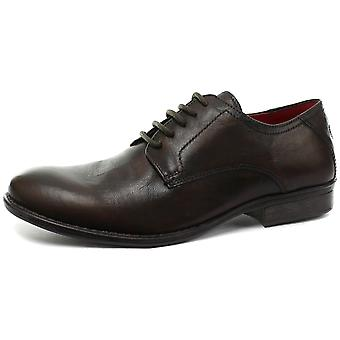 Red Tape Wooler Brown Mens Formal / School Lace Up Shoes