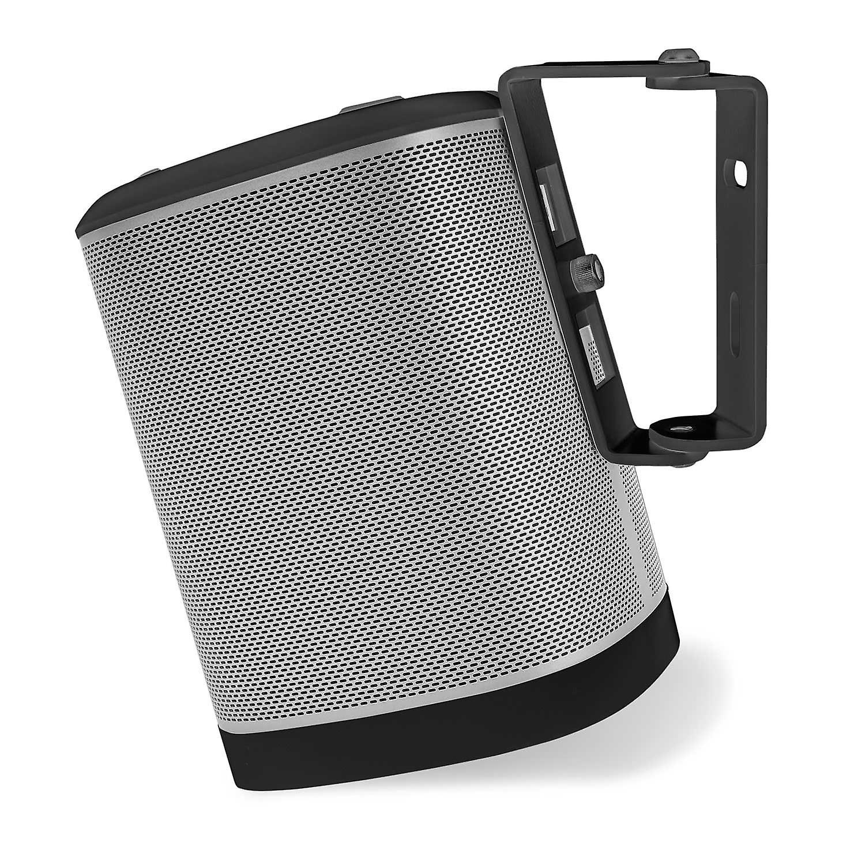 Vebos wall bracket Sonos Play 1 black 15 degrees