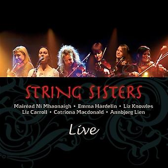 String Sisters - Live [CD] USA import
