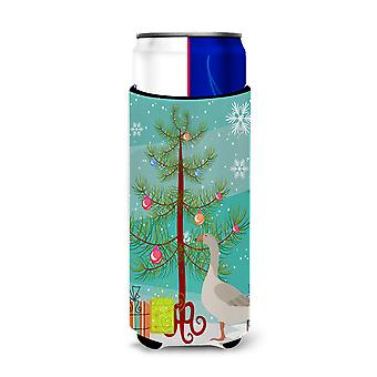 Steinbacher Goose Christmas Michelob Ultra Hugger for slim cans