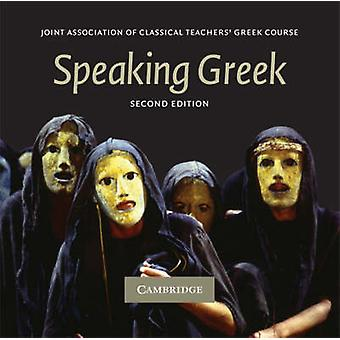 Speaking Greek 2 Audio CD Set by Joint Association of Classical Teachers