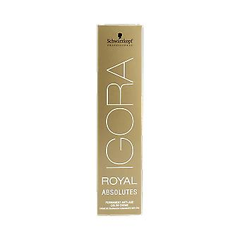 Schwarzkopf Igora Royal Absolutes 7-710 Anti-Age Color Creme 60ml