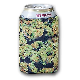 Bud Pattern Can Cooler
