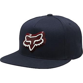 Fox indynde Snapback Cap - midnat
